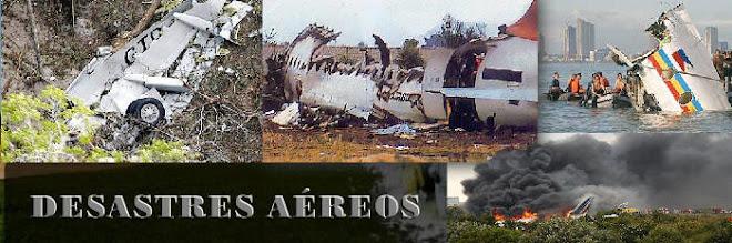 Visite o site Desastres Aéreos