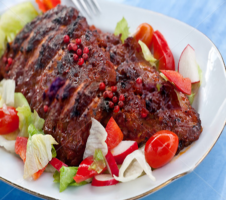 Barbecued Spare Ribs Recipes