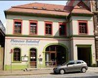 Plauener Bahnhof