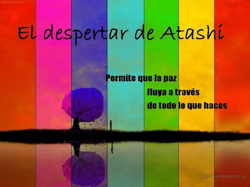 El despertar de Atashi. Cada amanecer tiene su magia.