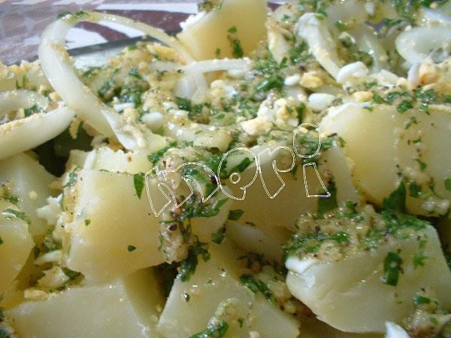 Las cositas de meri patatas y judias verdes ali adas - Bollycao thermomix ...
