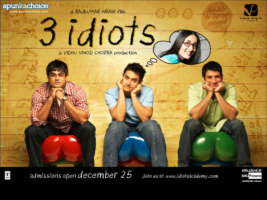 movie three idiots free download
