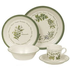 Buy Corelle Impressions 20-Piece Dinnerware Set Service for 4 Thymeless Herbs  sc 1 st  The Dinnerware Shop & Corelle Impressions 20-Piece Dinnerware Set Service for 4 ...