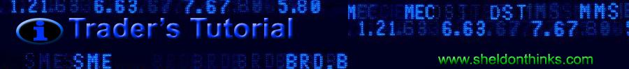 Traders Tutorial