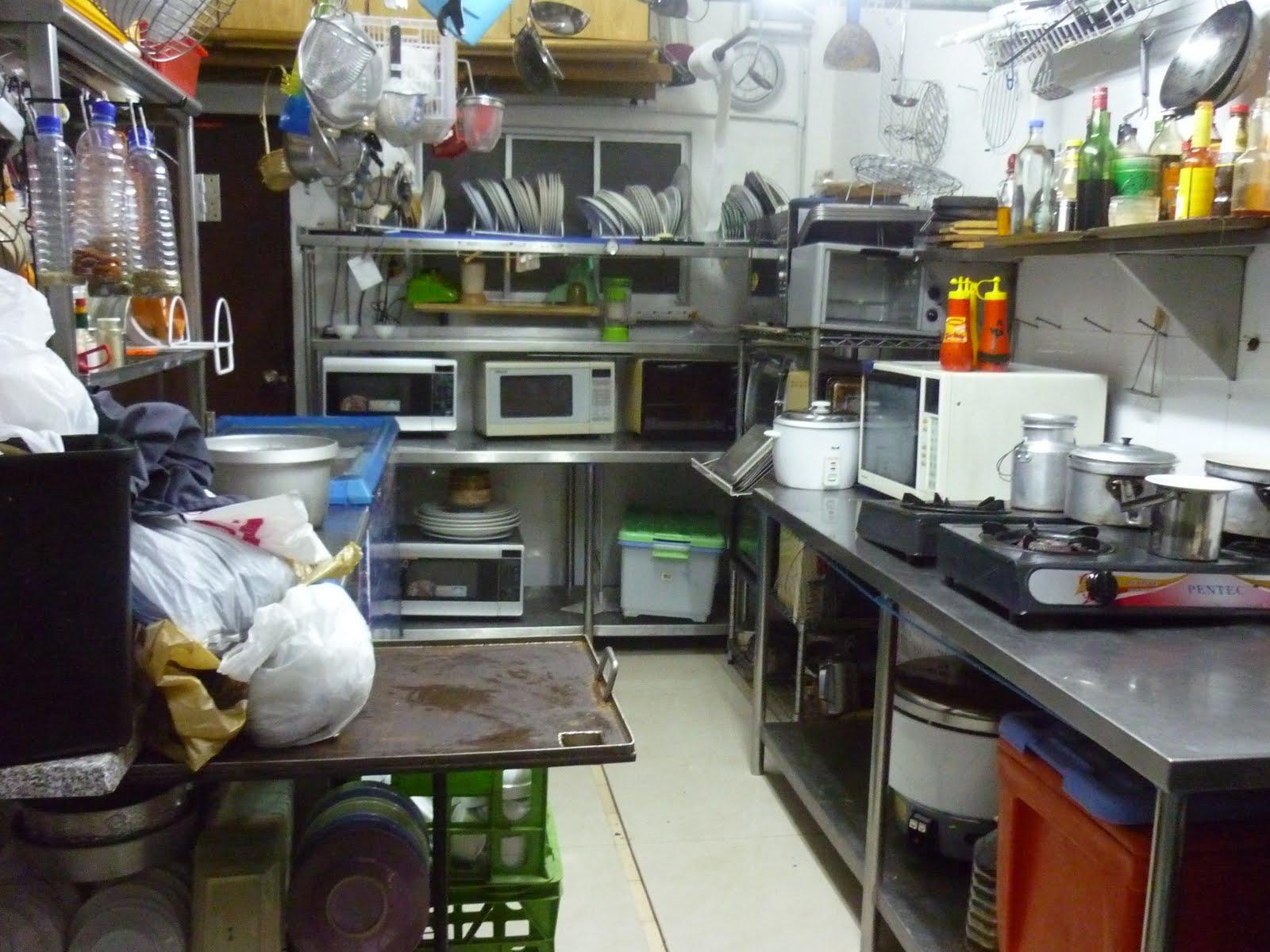 Restaurant Kitchen Setup kitchen setup
