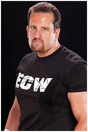 Tommy Dreamer Ecw Champion