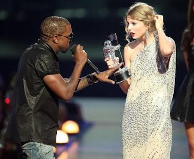 Kanye West Taylor Swift on Daim   Miam  Kanyemite