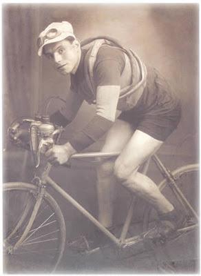 ciclista - EL CICLISMO DE OTRA ÉPOCA