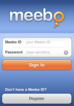 Meebo iPhone App
