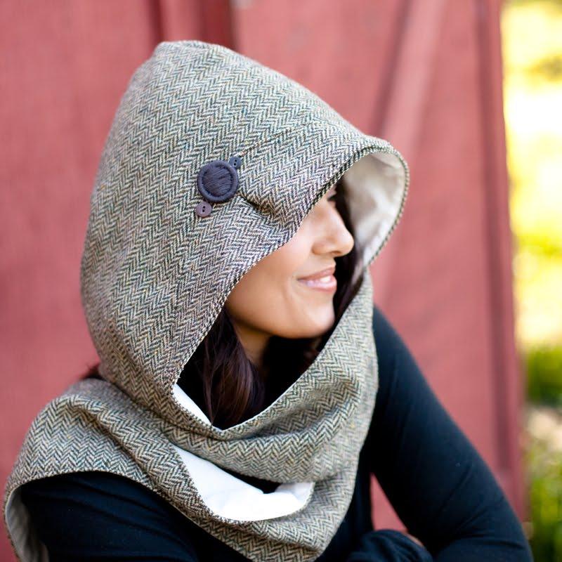 Pretty Ditty: Yarn Button Tutorial