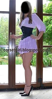 underbust corset 20 inch