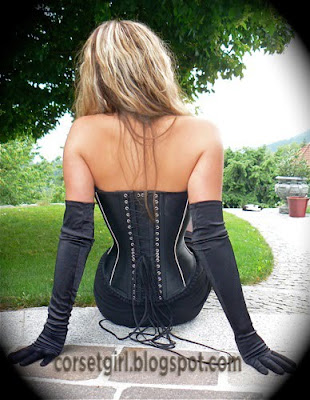 Tightlaced corset
