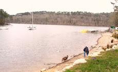 Rando au Lac de Guerlédan, mars !