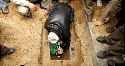 Palestinian child death