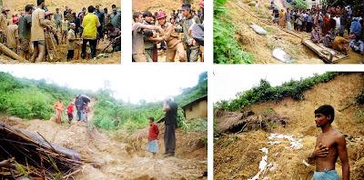 chittagong mudslide victims landslide