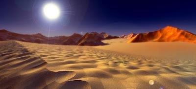 desert wisdom, landscape