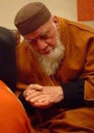 Sidi Said Al Jamal listens