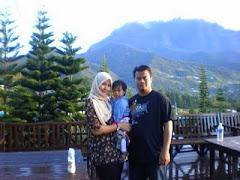 Zara n Family @ Kundasang, Sabah