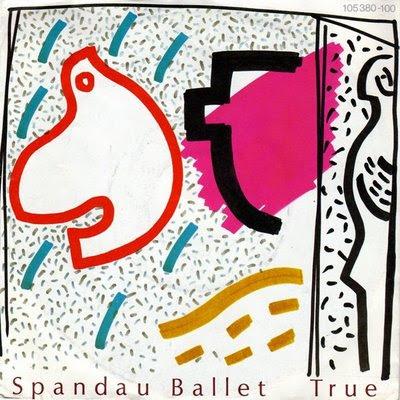 Spandau Ballet - True / Gently