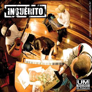 CD Inquérito - Um Segundo É Pouco (2008)