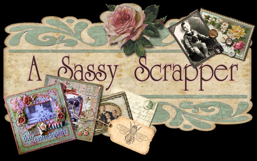 A Sassy Scrapper