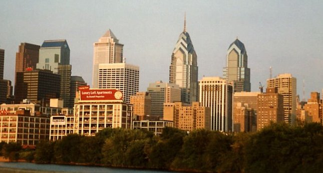 Downtown, Philadelphia.