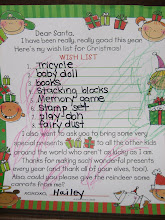 Hailey's Wish List