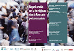 ÉCOLE FRANCO-ROUMAINE DE MÉTHODOLOGIE DES SCIENCES SOCIALES
