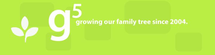 G5 Family