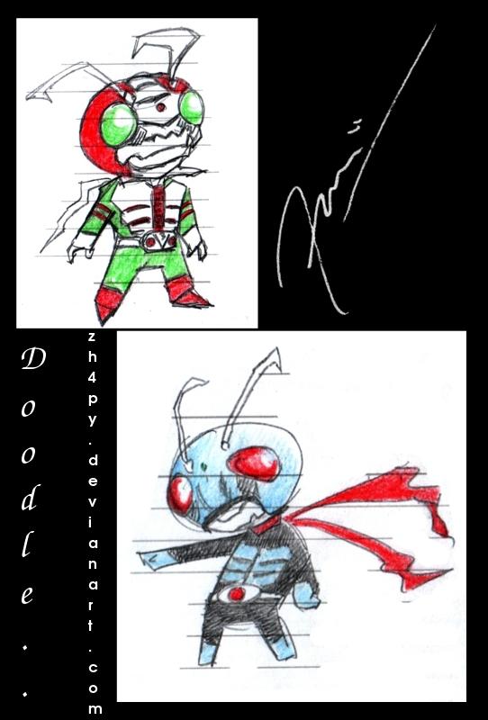Kamen Rider Doodle