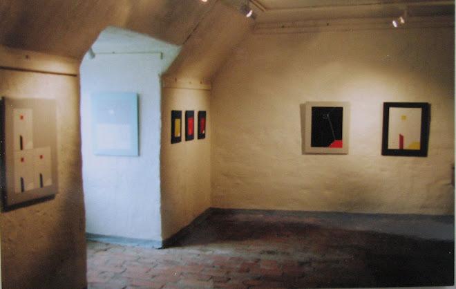 Utställning på Räfsnäs år 2006