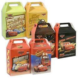 Disney Cars ReMix Party Treat Bags Boxes 790 SOLD OUT