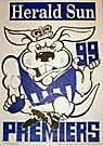 '99 Premiership poster!