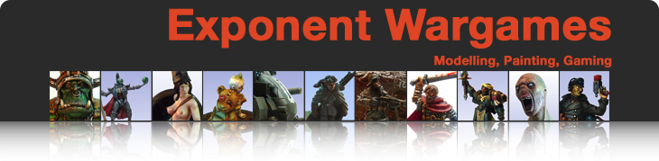Exponent wargames