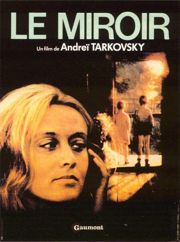Andrei tarkovsky 1932 1986 jack l film reviews for Miroir tarkovski