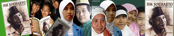 HM SOEHARTO MEMBANGUN CITRA ISLAM