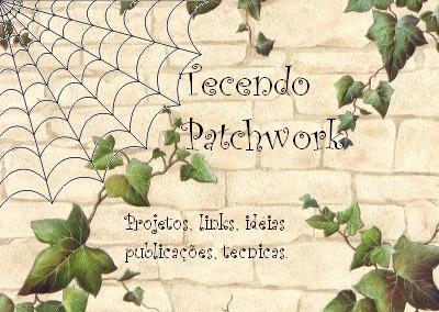 Tecendo patchwork