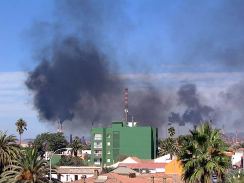 Contaminacion que es la contaminacion for Como purificar el aire contaminado