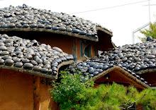 Kimchi Pot Tile Roof