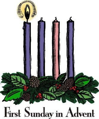Pab xav txog lub ntsiab hauv tej zaj nyeem First+Advent
