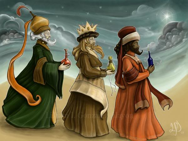 "Wise men still ""go by another way"" when they have found Jesus ."