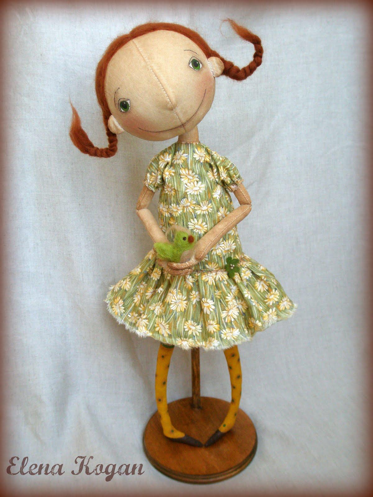 Кукла тыквоголовка своими руками фото