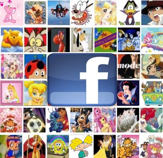 Imágenes de dibujos animados para perfil de FaceBook - Imagui