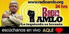 Escucha RadioAMLO
