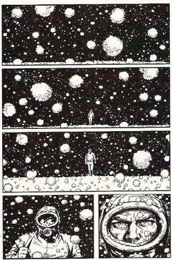 el eternauta nieve en buenos aires