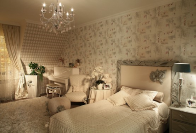 Classic Kids Bedroom Design