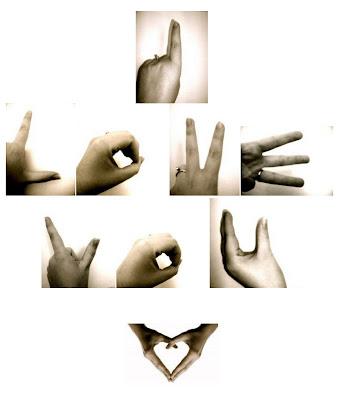 Gestures of Love