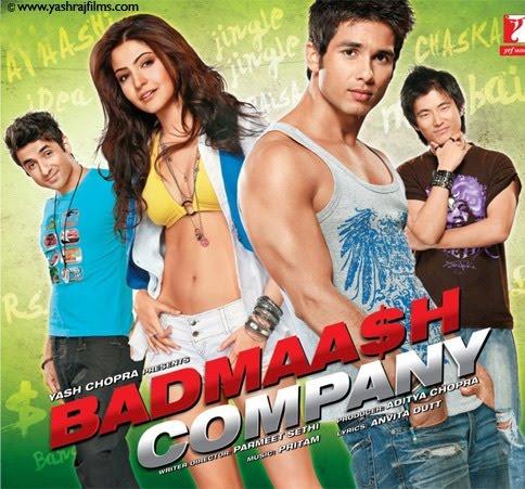 Badmaash company 3gp video