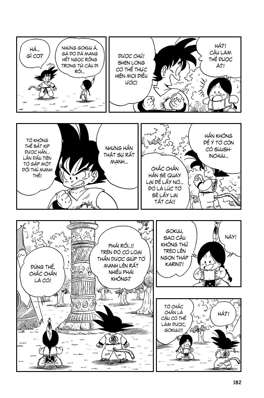lansskonhetsprodukter.se -Dragon Ball Bản Vip - Bản Đẹp Nguyên Gốc Chap 87
