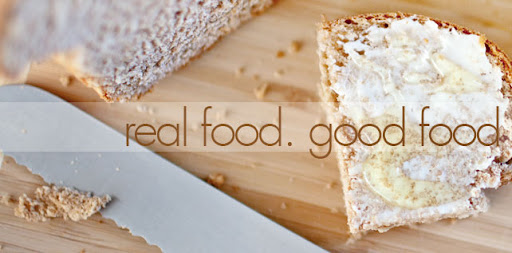 Real Food Is Good Food